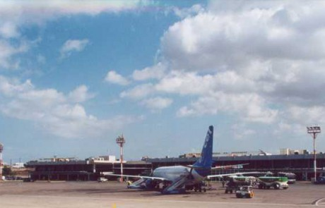 airport Ippokratis - Kos , Greece