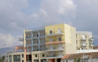 κτιριακό συγκρότημα Βόλος / alphacolors projects