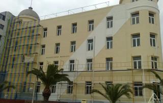 Πανεπιστήμιο Θεσσαλίας - Βόλος / alphacolors projects
