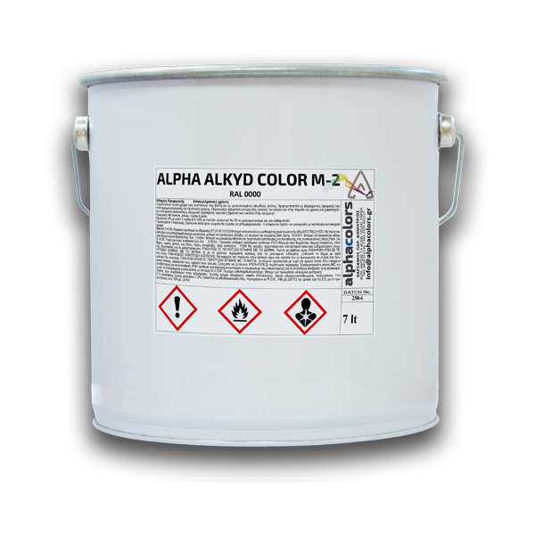 alpha alkyd color M-2