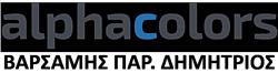 alphacolors.gr Λογότυπο