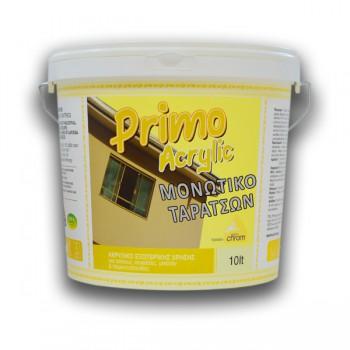 Primo Acrylic Μονωτικό Ταρατσών